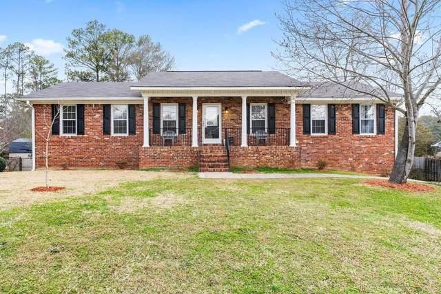 37 Berkshire Drive NE, Rome, GA 30161 (MLS #6828351) :: Path & Post Real Estate