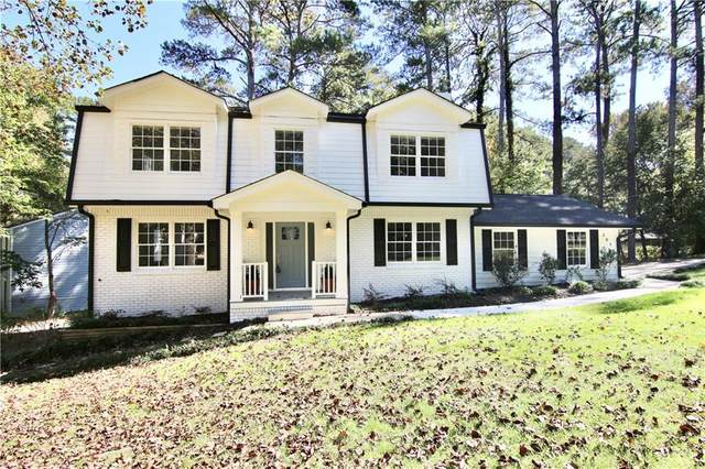 301 Woodbrook Lane, Marietta, GA 30068 (MLS #6828357) :: The Zac Team @ RE/MAX Metro Atlanta