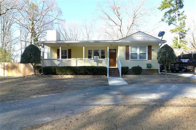 502 Allen Drive, Lawrenceville, GA 30043 (MLS #6828361) :: North Atlanta Home Team
