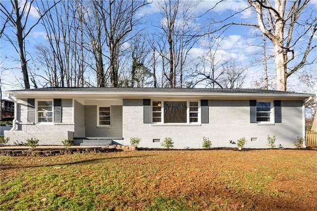 3056 Rita Way SE, Smyrna, GA 30080 (MLS #6828369) :: North Atlanta Home Team