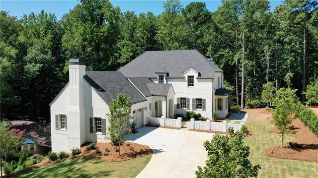5210 Timber Trail S, Sandy Springs, GA 30342 (MLS #6828372) :: RE/MAX Paramount Properties