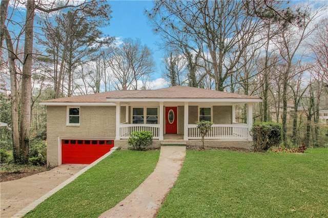 479 NW Larchmont Circle NW, Atlanta, GA 30318 (MLS #6828398) :: Good Living Real Estate