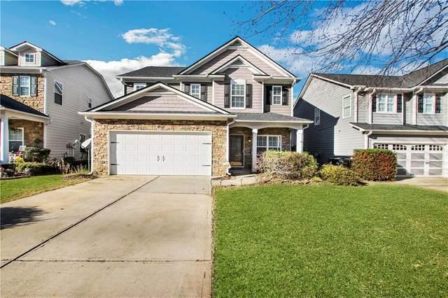 265 Parkmont Way, Dallas, GA 30132 (MLS #6828410) :: Path & Post Real Estate