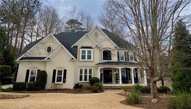 14480 Creek Club Drive, Milton, GA 30004 (MLS #6828428) :: Keller Williams Realty Cityside