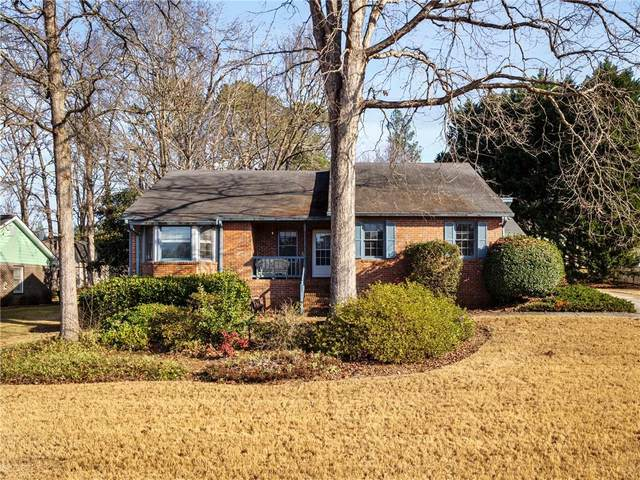 1909 Courtney Lake Drive SW, Conyers, GA 30094 (MLS #6828485) :: RE/MAX Prestige