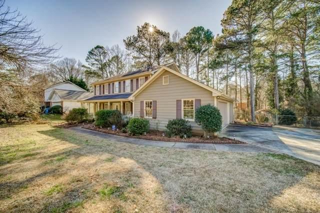 507 Patterson Road, Lawrenceville, GA 30044 (MLS #6828489) :: RE/MAX Paramount Properties