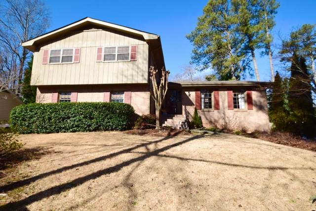 2731 Kenwood Drive, Duluth, GA 30096 (MLS #6828490) :: North Atlanta Home Team