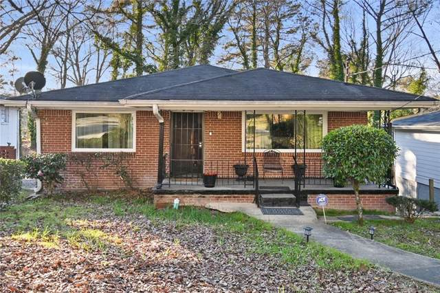 256 Childs Drive NW, Atlanta, GA 30314 (MLS #6828495) :: The North Georgia Group