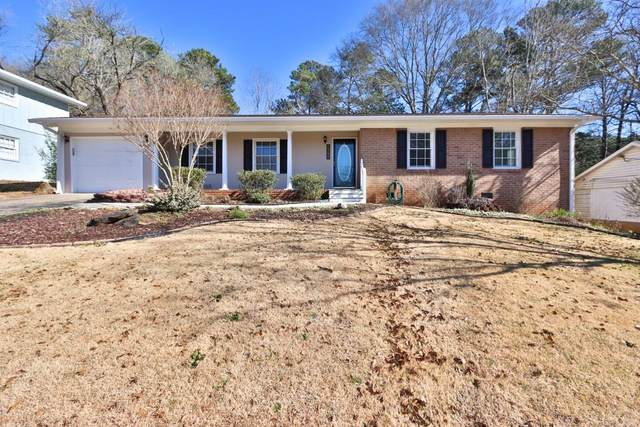 2388 Greenway Drive, Decatur, GA 30035 (MLS #6828502) :: The Zac Team @ RE/MAX Metro Atlanta