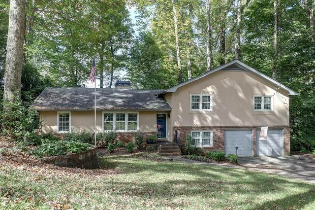 2885 Leafwood Drive SE, Marietta, GA 30067 (MLS #6828504) :: The Zac Team @ RE/MAX Metro Atlanta