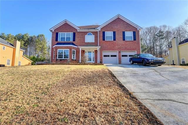 690 Clemson Lane, Lawrenceville, GA 30043 (MLS #6828511) :: RE/MAX Prestige