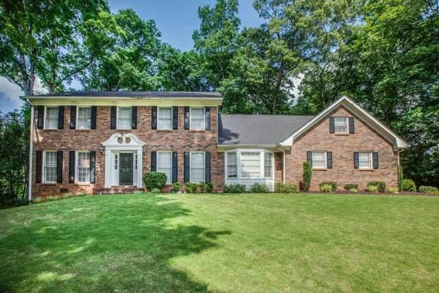 5397 Hallford Drive, Dunwoody, GA 30338 (MLS #6828553) :: North Atlanta Home Team