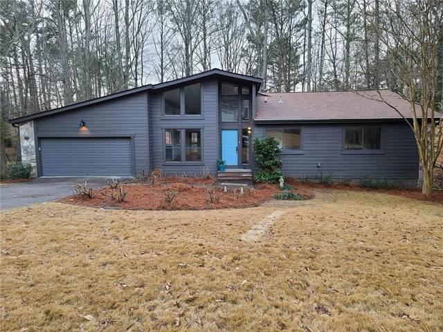 3857 Running Fox Drive, Marietta, GA 30062 (MLS #6828559) :: Scott Fine Homes at Keller Williams First Atlanta
