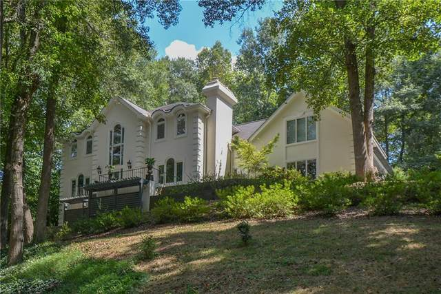1685 Brandon Hall Drive, Sandy Springs, GA 30350 (MLS #6828562) :: RE/MAX Paramount Properties
