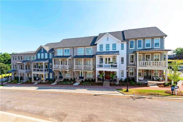 605 Maplewood Drive #21, Roswell, GA 30075 (MLS #6828566) :: Lucido Global