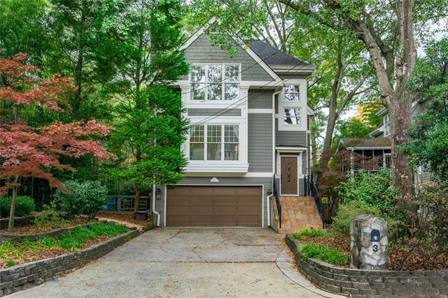 3 Kings Circle NE, Atlanta, GA 30305 (MLS #6828574) :: North Atlanta Home Team
