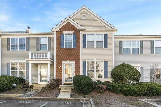 2701 Ashleigh Lane, Alpharetta, GA 30004 (MLS #6828583) :: The Heyl Group at Keller Williams