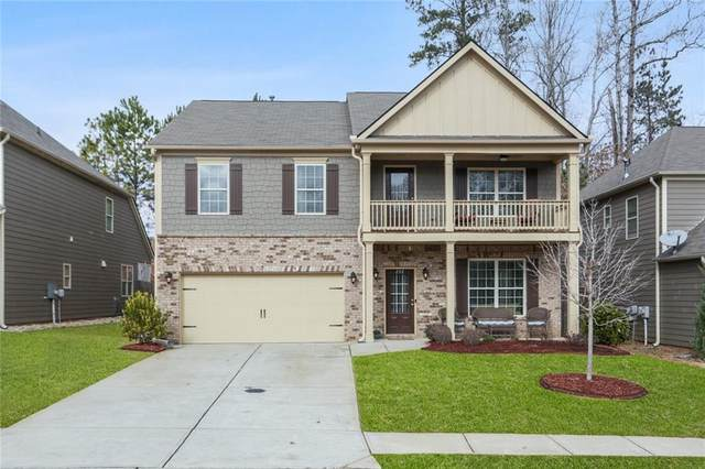 232 Providence Walk Court, Canton, GA 30114 (MLS #6828585) :: Kennesaw Life Real Estate