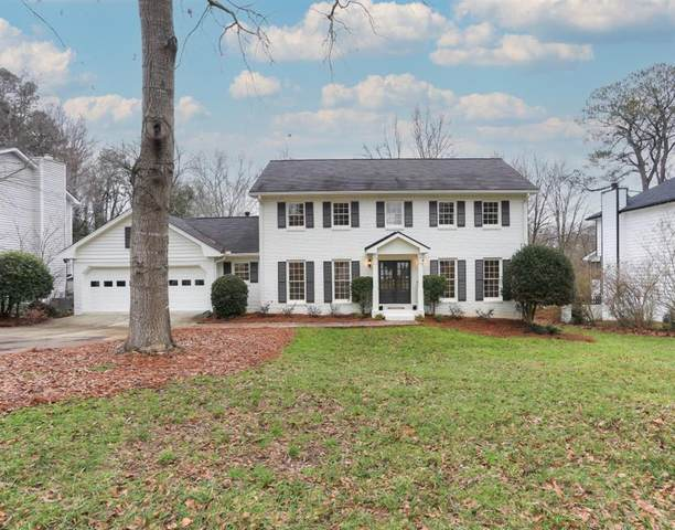 3255 Indian Hills Drive, Marietta, GA 30068 (MLS #6828603) :: Scott Fine Homes at Keller Williams First Atlanta