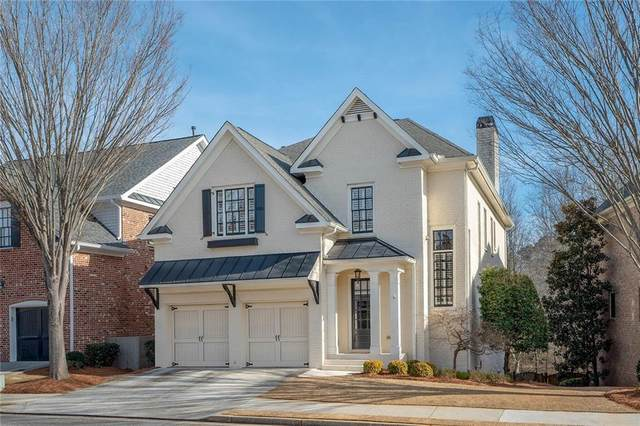 430 Society Street, Alpharetta, GA 30022 (MLS #6828607) :: North Atlanta Home Team