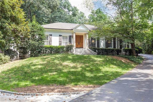 551 Hillside Drive NW, Atlanta, GA 30342 (MLS #6828611) :: Path & Post Real Estate