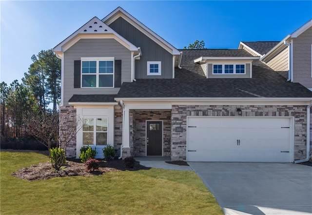 2736 Park Land Lane #57, Snellville, GA 30078 (MLS #6828641) :: The Butler/Swayne Team