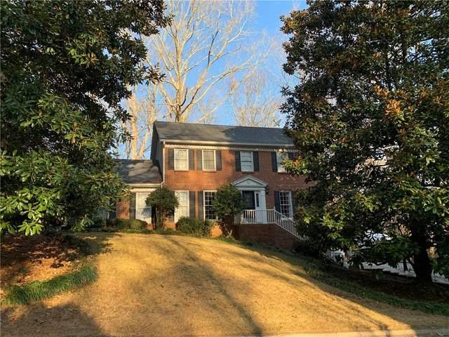 1595 Thoreau Drive, Suwanee, GA 30024 (MLS #6828651) :: Compass Georgia LLC