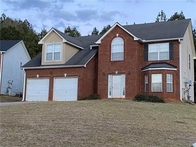 3690 Deer Springs Parkway, Ellenwood, GA 30294 (MLS #6828655) :: North Atlanta Home Team