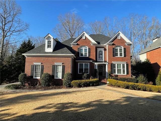 14364 Creek Club Drive, Milton, GA 30004 (MLS #6828657) :: RE/MAX Prestige