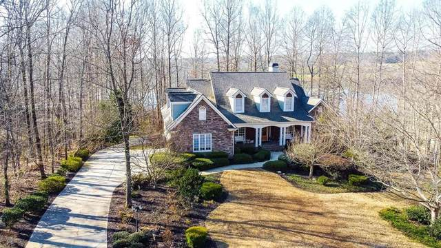 425 Lakeshore Drive, Monroe, GA 30655 (MLS #6828671) :: Path & Post Real Estate