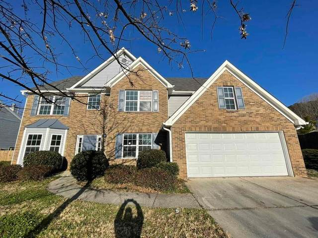 2586 Betty Sue Drive, Buford, GA 30519 (MLS #6828674) :: The Realty Queen & Team