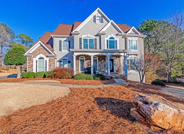 481 Providence Club Drive, Monroe, GA 30656 (MLS #6828682) :: North Atlanta Home Team