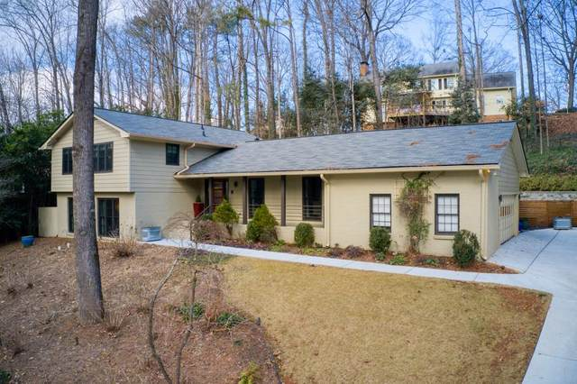 5522 Martina Way, Dunwoody, GA 30338 (MLS #6828693) :: North Atlanta Home Team