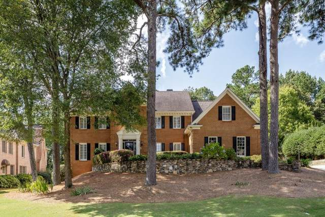 7500 Brandonshire Road, Sandy Springs, GA 30350 (MLS #6828694) :: RE/MAX Paramount Properties