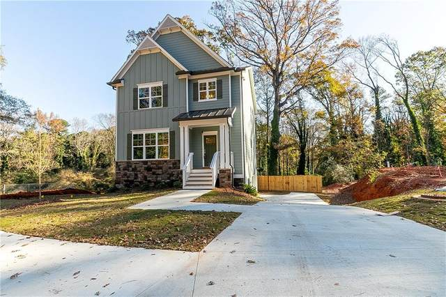 3220 Columbia Oaks Way, Decatur, GA 30032 (MLS #6828711) :: North Atlanta Home Team
