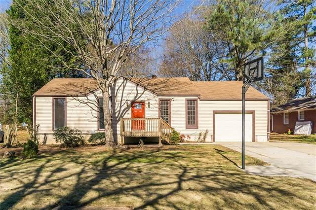 1814 Clearwater Drive SE, Marietta, GA 30067 (MLS #6828726) :: The Zac Team @ RE/MAX Metro Atlanta