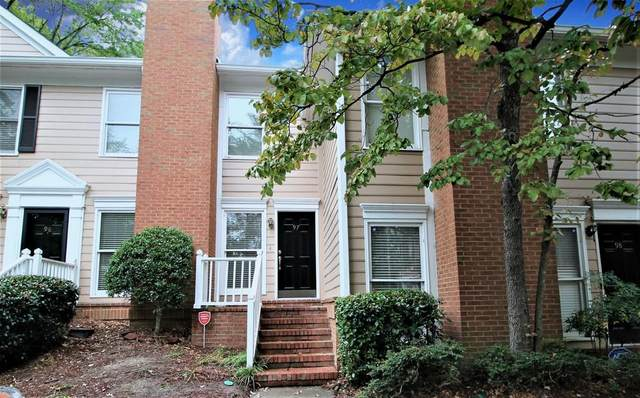 7500 Roswell Rd Road #97, Sandy Springs, GA 30350 (MLS #6828777) :: RE/MAX Paramount Properties