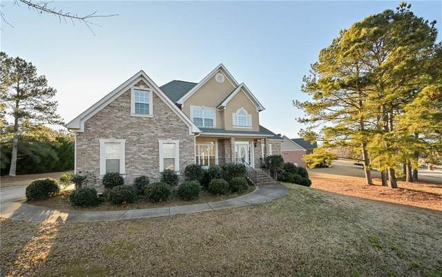 138 Courts Of Hampton, Hampton, GA 30228 (MLS #6828796) :: North Atlanta Home Team