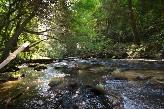 Lot 7 Mountain Falls Overlook, Ellijay, GA 30540 (MLS #6828798) :: RE/MAX Prestige