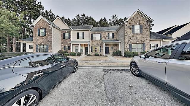 2555 Flat Shoals Road #2703, Atlanta, GA 30349 (MLS #6828801) :: KELLY+CO