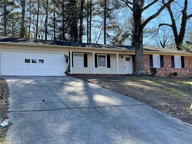 3440 Towanda Drive, Atlanta, GA 30349 (MLS #6828810) :: Path & Post Real Estate