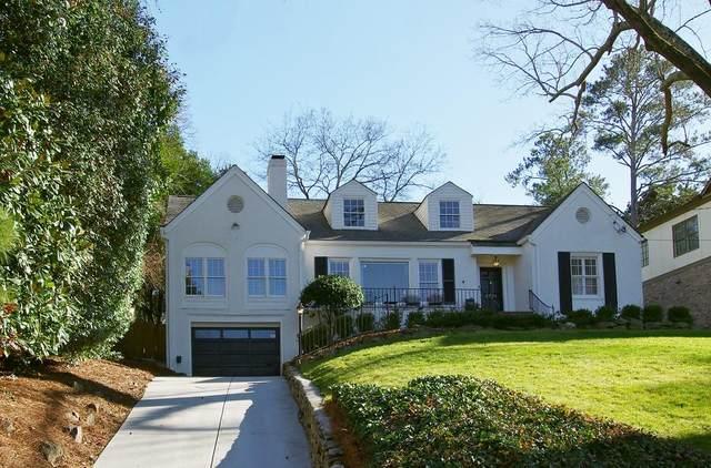 1775 Noble Drive NE, Atlanta, GA 30306 (MLS #6828815) :: RE/MAX Center