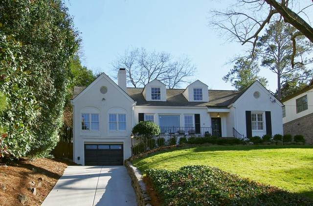 1775 Noble Drive NE, Atlanta, GA 30306 (MLS #6828815) :: Thomas Ramon Realty