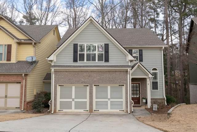 1208 Brownstone Drive #10, Marietta, GA 30008 (MLS #6828827) :: Kennesaw Life Real Estate