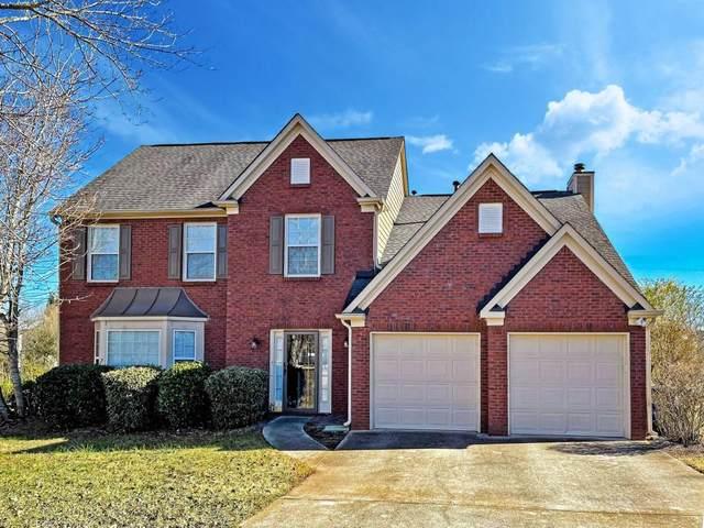 167 Meadowview Lane, Powder Springs, GA 30127 (MLS #6828840) :: Tonda Booker Real Estate Sales