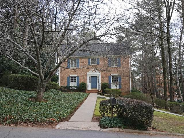 210 Sassafras Road, Roswell, GA 30076 (MLS #6828852) :: North Atlanta Home Team