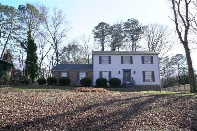 1967 Tanglewood Drive, Snellville, GA 30078 (MLS #6828863) :: Good Living Real Estate