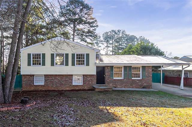 5760 Gum Court, Ellenwood, GA 30294 (MLS #6828876) :: North Atlanta Home Team