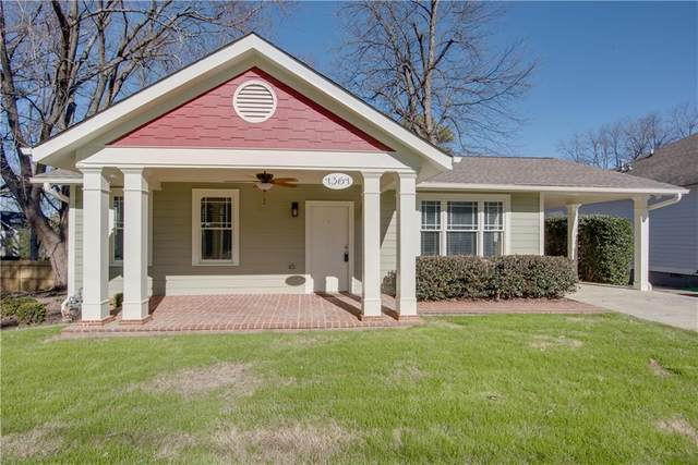 1361 Mercer Avenue, East Point, GA 30344 (MLS #6828883) :: The Zac Team @ RE/MAX Metro Atlanta
