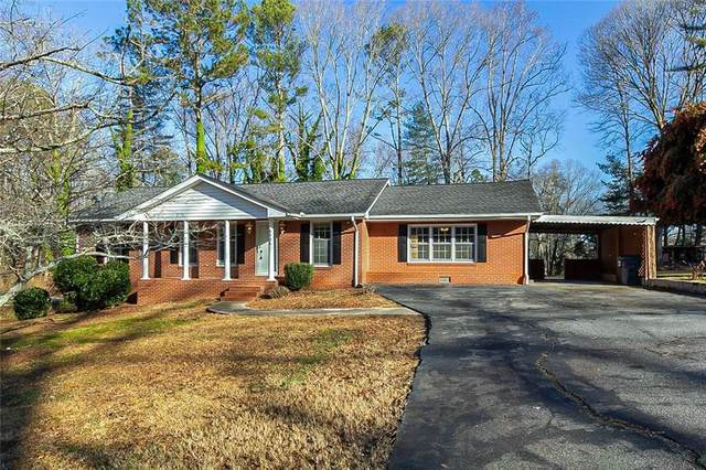 440 Pecan Drive, Canton, GA 30114 (MLS #6828890) :: Kennesaw Life Real Estate